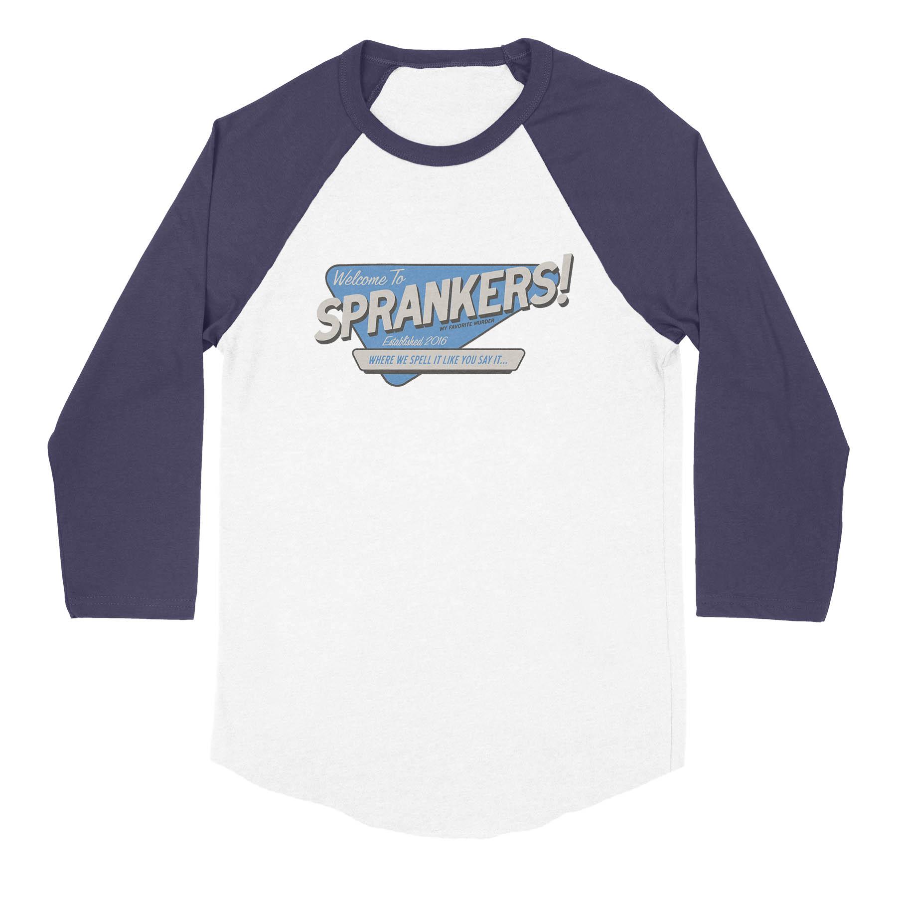 Sprankers Raglan